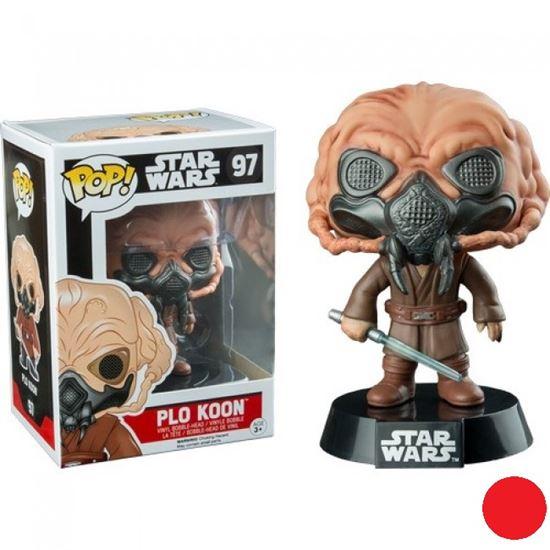 Picture of Star Wars POP! Vinyl Cabezón Plo Koon Limited Edition 9 cm