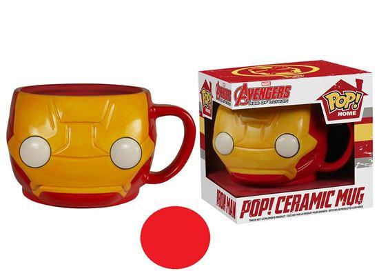 Picture of Vengadores La Era de Ultrón POP! Homewares Taza Iron Man
