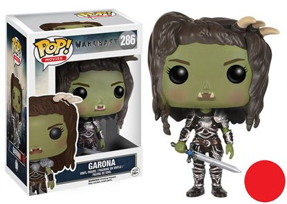 Picture of Warcraft El Origen POP! Movies Vinyl Figura Garona 9 cm
