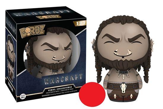 Picture of Warcraft El Origen Vinyl Sugar Dorbz Vinyl Figura Durotan 8 cm