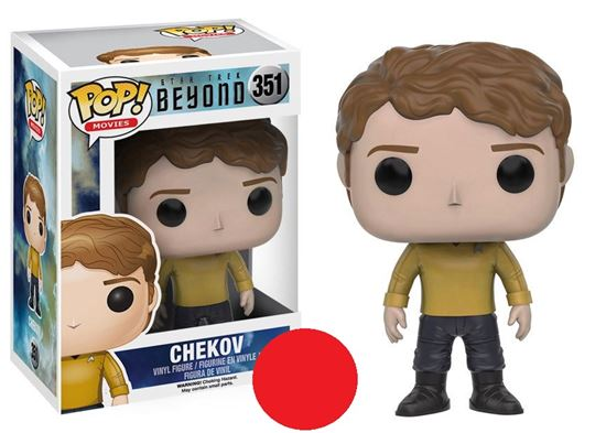 Picture of Star Trek Beyond POP! Vinyl Figura Chekov 9 cm