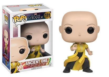 Picture of Doctor Strange POP! Marvel Vinyl Cabezón Ancient One 9 cm