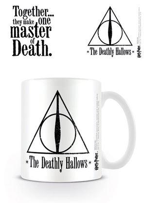 Imagen de Harry Potter Taza Master Of Death