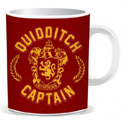 Picture of Harry Potter Taza Quidditch Captain