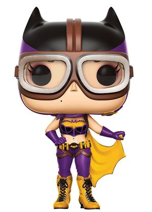 Imagen de DC Comics Bombshells POP! Heroes Vinyl Figura Batgirl 9 cm