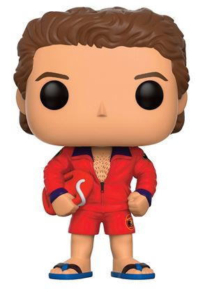 Picture of Baywatch POP! Television Vinyl Figura Mitch Buchannon 9 cm