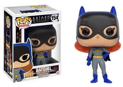 Picture of Batman The Animated Series POP! Heroes Figura Batgirl 9 cm