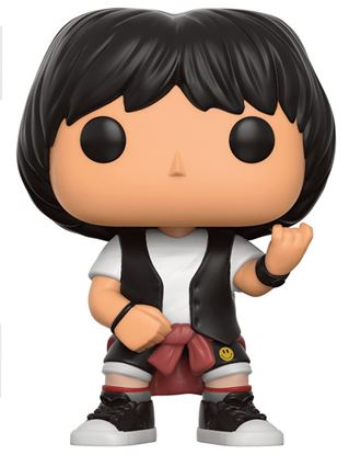 Picture of Las Alucinantes Aventuras de Bill y Ted Figura POP! Movies Vinyl Ted 9 cm