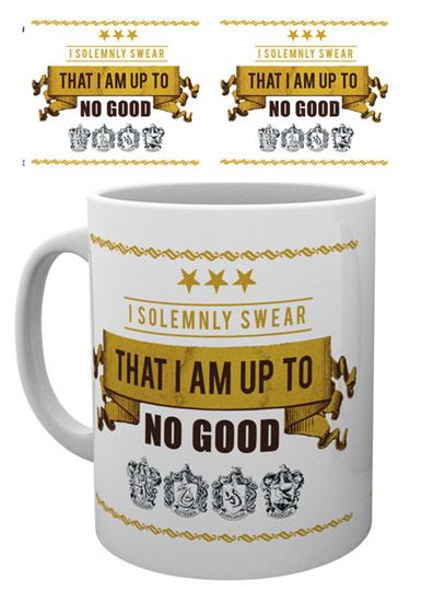 Picture of Harry Potter Taza I Solemnly Swear