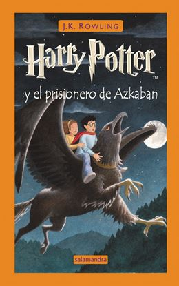 Picture of Harry Potter y el Prisionero de Azkabán - Tapa dura