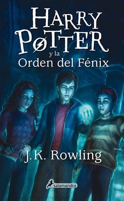 Picture of Harry Potter y la Orden del Fénix - Edición rústica