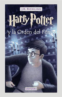 Picture of Harry Potter y la Orden del Fénix - Tapa dura