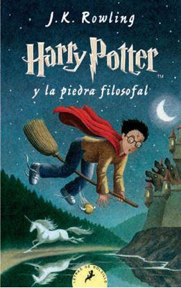 Picture of Harry Potter y la Piedra Filosofal - Edición bolsillo