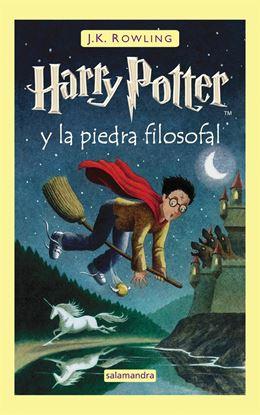 Picture of Harry Potter y la Piedra Filosofal - Tapa dura