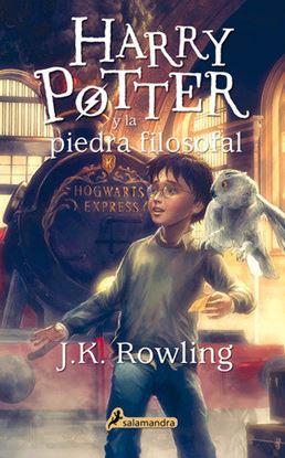 Picture of Harry Potter y la Piedra Filosofal - Edición rústica
