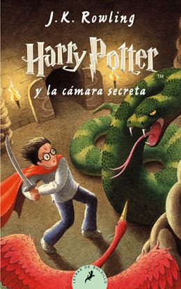 Picture of Harry Potter y la Cámara Secreta - Edición Bolsillo