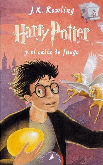 Picture of Harry Potter y el Cáliz de Fuego - Edición bolsillo