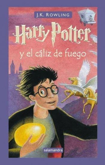 Picture of Harry Potter y el Cáliz de Fuego - Tapa dura