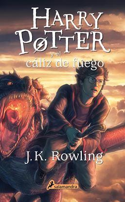 Picture of Harry Potter y el Cáliz de Fuego - Edición rústica