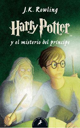 Picture of Harry Potter y el Misterio del Príncipe - Edición bolsillo
