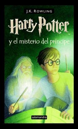 Picture of Harry Potter y el Misterio del Príncipe - Tapa dura