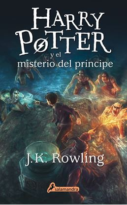 Picture of Harry Potter y el Misterio del Príncipe - Edición rústica