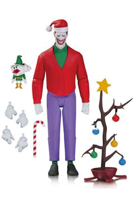 Picture of Batman The Animated Series: Joker Navidad