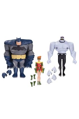 Picture of Batman The Animated Series: Pack de 3 Figuras Legends of the Dark Knight