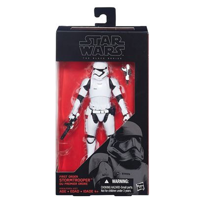 Picture of Star Wars Episode VII Black Series Figuras 15  cm  Stormtrooper