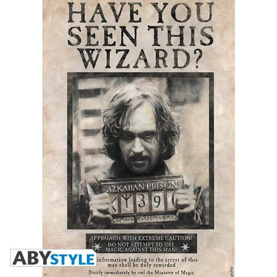Picture of Póster Sirius Black - Harry Potter