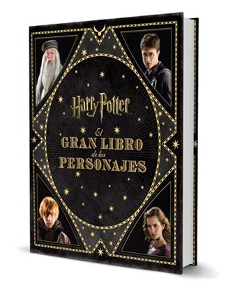 Picture of El Gran Libro de los Personajes - Harry Potter