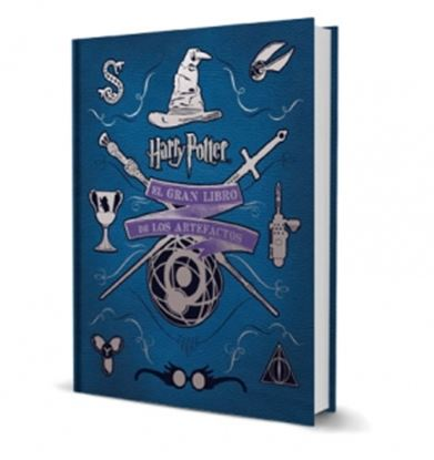Picture of El Gran Libro de los Artefactos - Harry Potter