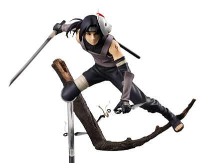 Picture of Naruto Shippuden G.E.M. Uchiha Itachi Anbu Version