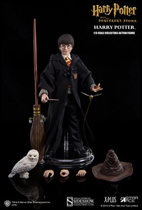 Picture of Harry Potter 1/6 action figure with costume