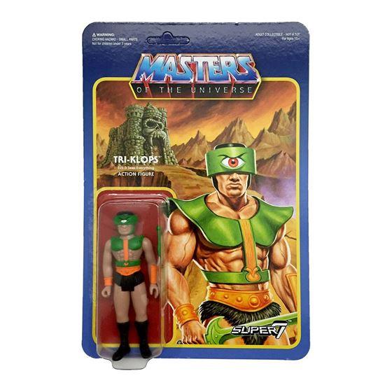 Picture of Masters del Universo ReAction Figura Tri-Klops 10 cm