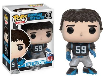 Picture of NFL POP! Football Vinyl Figura Luke Kuechly (Carolina Panthers) 9 cm