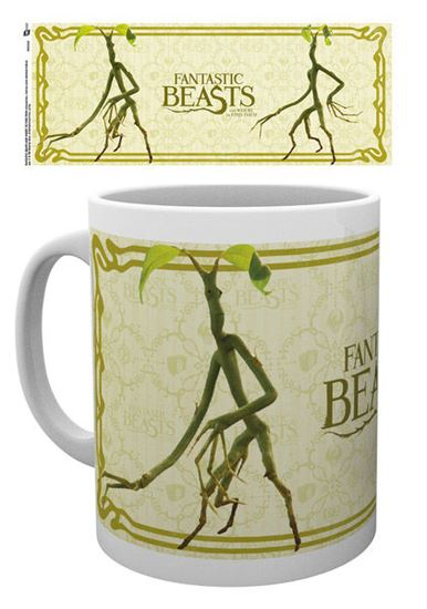 Picture of Animales fantásticos Taza Bowtruckle