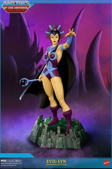 Picture of Masters del Universo Estatua 1/4 Evil Lyn 41 cm