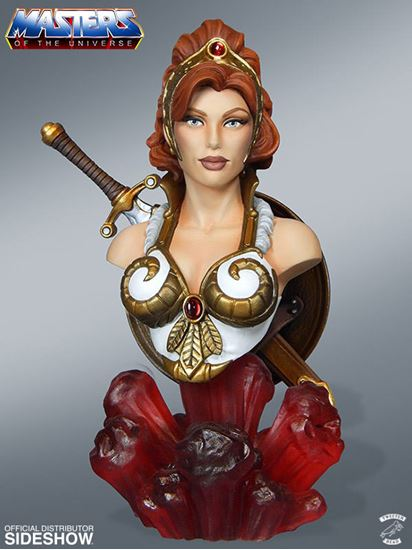 Picture of Masters del Universo Busto Teela 18 cm