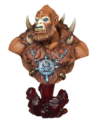 Picture of Masters del Universo Busto Beastman 25 cm