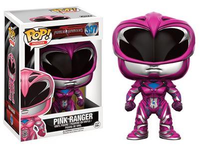 Imagen de Power Rangers POP! Movies Vinyl Figura Pink Ranger 9 cm