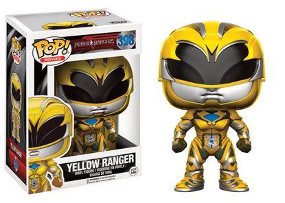 Imagen de Power Rangers POP! Movies Vinyl Figura Yellow Ranger 9 cm