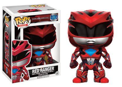 Imagen de Power Rangers POP! Movies Vinyl Figura Red Ranger 9 cm