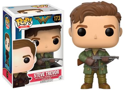 Picture of Wonder Woman Movie POP! Heroes Vinyl Figura Steve Trevor 9 cm