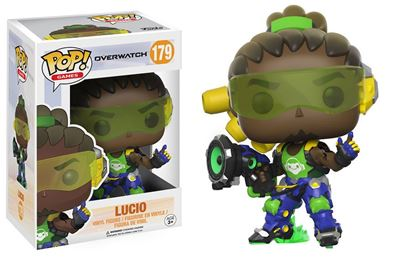 Picture of Overwatch POP! Games Vinyl Figura Lucio 9 cm