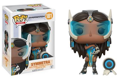 Picture of Overwatch POP! Games Vinyl Figura Symmetra 9 cm