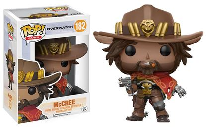 Picture of Overwatch POP! Games Vinyl Figura McCree 9 cm