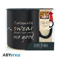 Picture of Taza térmica Mapa del Merodeador 460 ml - Harry Potter