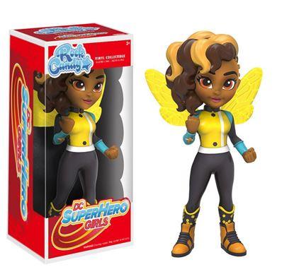 Imagen de DC Super Hero Girls Rock Candy Vinyl Figura Bumblebee 13 cm