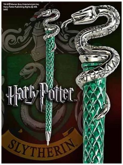 Picture of Boligrafo Harry Potter Casa Slytherin